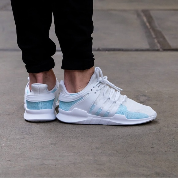 NEW Adidas EQT Support Adv CK Parley Running Shoes
